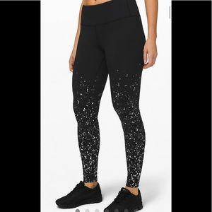 Lululemon limited edition Spark tights